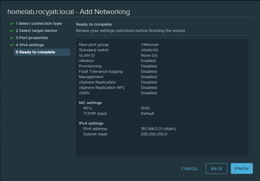 2020-11-19 15_48_03-vSphere - homelab.rocyjati.local - VMkernel adapters and 5 more pages - Work - M